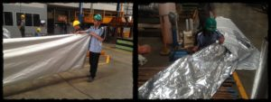 Jasa Packing Vacuum With Aluminium Foil - Askmover Indonesia - 081294464406 -1