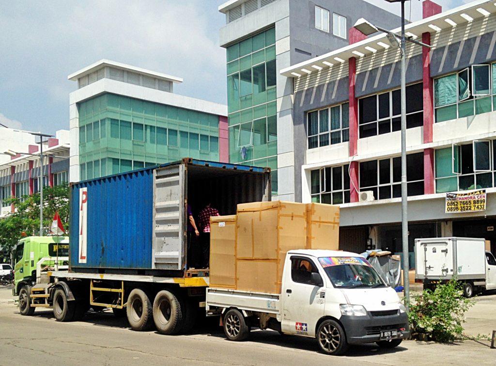 Jasa Pengiriman, Cargo Darat, Cargo Laut, Cargo Udara