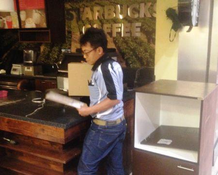 Jasa Pindahan Restoran - Askmover Indonesia - 081294464406