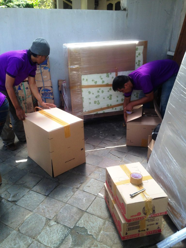 Moving Services - Askmover Indonesia - 081294464406