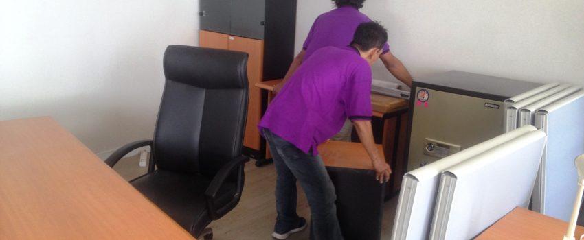 Jasa Pindahan Kantor Luar Kota - Askmover Indonesia - 081294464406