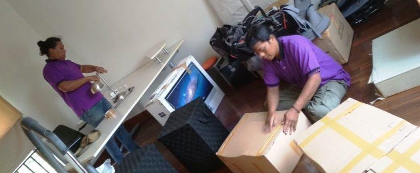 Jasa Packing dan Penyimpanan Barang - Askmover Indonesia - 081294464406