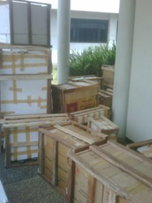 jasa packing kayu