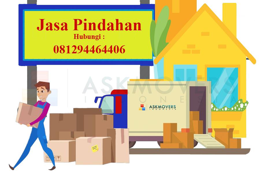 Jasa Pindahan - ASK MOVERS | Moving - Packing - Storage